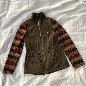 Mossimo Lightweight Utility Jacket | Womens Small